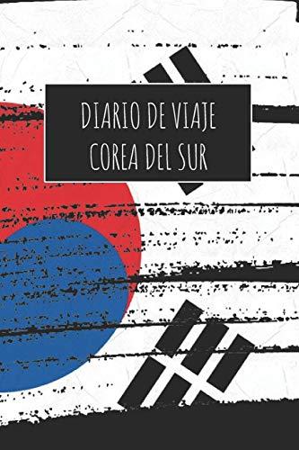 Diario De Viaje Corea del Sur: 6x9 Diario de viaje I Libreta