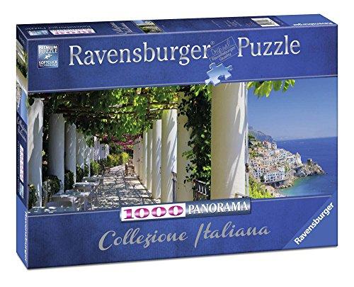 Ravensburger – 1000 stukjes puzzel Italiaanse collectie, Amalfi (15079)