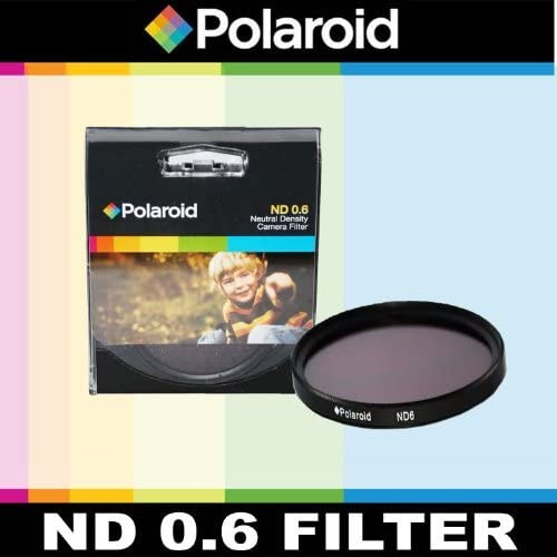 Polaroid Optics ND 0 6 Neutral Density Filter For The Olympus Evolt E 30 E 300 E 330 E 410 E product image