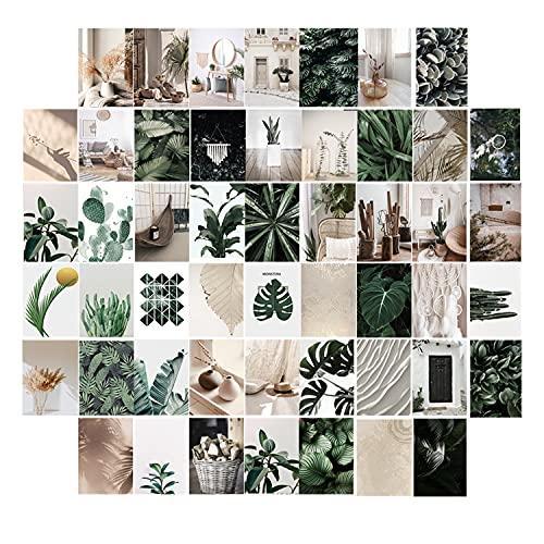 50 STKS Muur Collage Kit Esthetische Foto Kamer Decor Retro jaren 80 Esthetische Posters Muur Art Prints Kit Album…