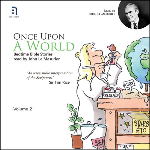 Once Upon A World - Volume 2 cover art