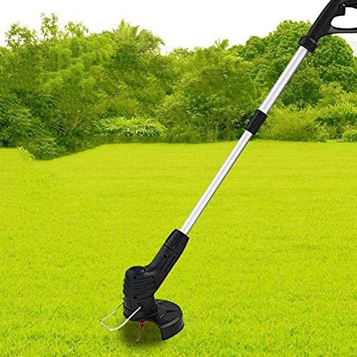 Brushcutter Electric mit Draht Gras, kreissäge Leichtes Teleskop Leistungsstarke, tragbaren Trimmer Rasenmäher Gras Green Garden Home Garten Ideal