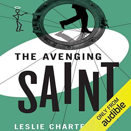 The Avenging Saint  By  cover art