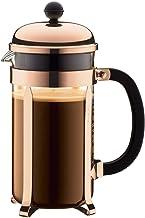 Bodum Coffee Maker Chambord, Copper, 1928-18