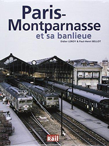 Paris-Montparnasse et sa banlieue