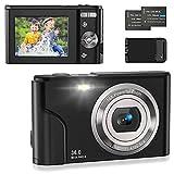 Compactas Cámaras Digitales,1080P HD Cámara de Fotos 2.4'