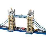 Lego Tower Bridge - Puente de Londres 10214
