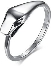 ouroboros snake ring