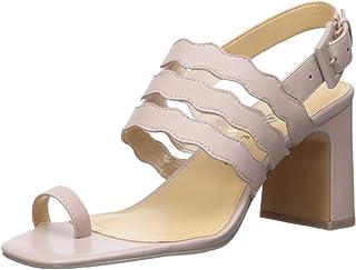 Katy Perry Women's The Sense Heeled Sandal, Mauve, 10 M US