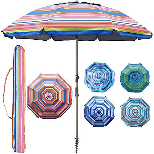 Portable Beach Umbrella