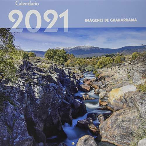 Calendario Imágenes de la Sierra de Guadarrama 2021