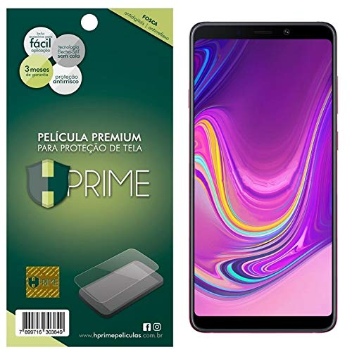Pelicula Fosca para Samsung Galaxy A9 2018, HPrime, Película Protetora de Tela para Celular, Transparente