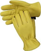 OLSON DEEPAK Sheepskin Gloves Leather gloves Handing workshop Gloves..