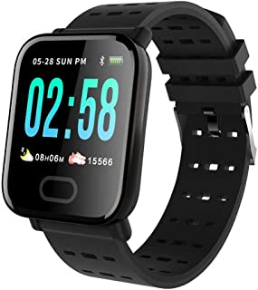Multi functions Smart Watch by FAD, black color