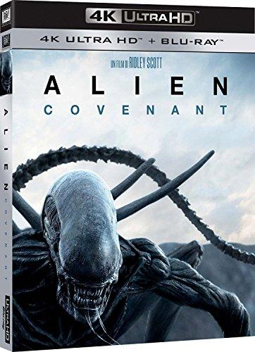 Blu-Ray - Alien: Covenant (4K Ultra Hd+Blu-Ray) (1 Blu-ray)