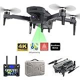 Pliable FPV WiFi Drone w / 110 ° Grand Angle 1080P Caméra HD/Trajectoire Vol/Altitude Attente/G-Sensor/Headless Mode/Une Touche de Retour