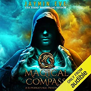 Magical Compass: A Supernatural Prison Story audiobook cover art