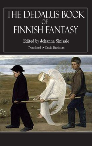 Dedalus Book Of Finnish Fantasy (Dedalus Literary Fantasy Anthologies)