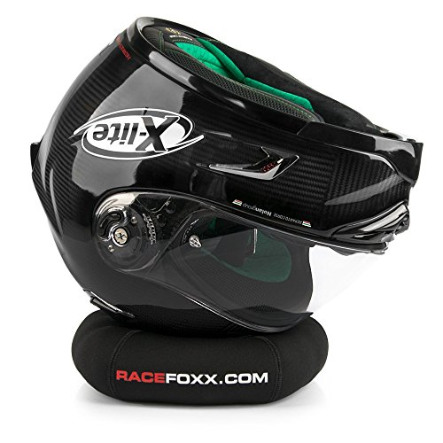Helmablage, Helmschutz, Motorradhelm, Helm, Neopren RACEFOXX