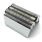 Coviya Shaver Foil Cutter H-ead Cassette de repuesto para B-raun 52B Series 5...