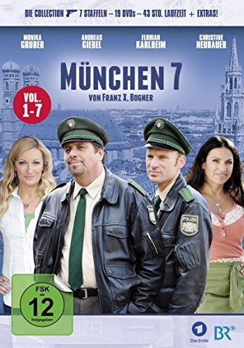 München 7 - Vol. 1-7 (19 Discs)