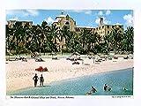Nassau, Sheraton-British Colonial Hotel and Beach, Bahamas, AK, gelaufen 1965