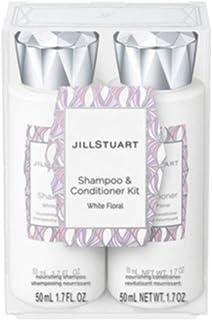 JILLSTUART(ジルスチュアート) シャンプー & コンディショナー キット ホワイトフローラル