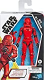 Star Wars Galaxy of Adventures - Figurine Sith Jet Trooper et Blaster de 12,5 cm