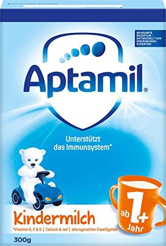 Aptamil Kindermilch 1+ Probiergröße ab 1 Jahr, 300 g
