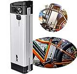 X-go Batterie E-Bike 36V Batterie Li-ION 36V 10Ah Approprié pour Moteur De VéLo...