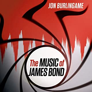 The Music of James Bond cover art