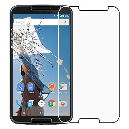 ebestStar - Cristal Templado Compatible con Motorola Nexus 6, Nexus X Protector...