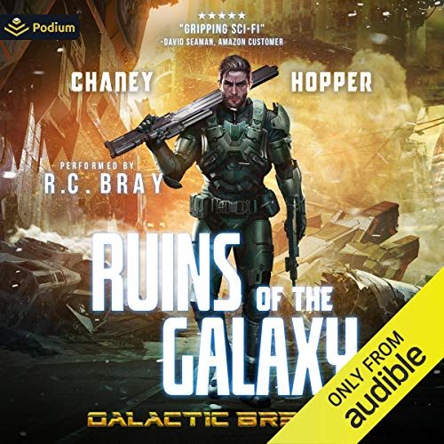 Galactic Breach cover art