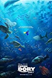 FINDING DORY Original Movie Poster 27x40 - DS - ADVANCE...