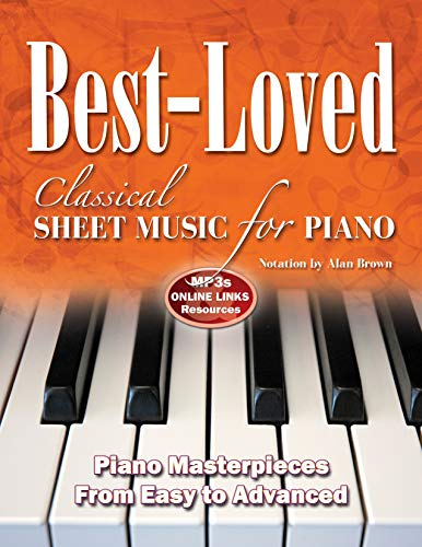 Best-Loved Classical Sheet Music for Piano: From Easy to Advanced