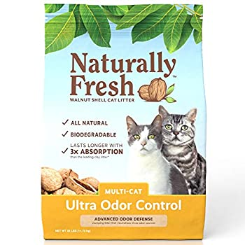 Naturally Fresh Multi-Cat Quick-Clumping Cat Litter Review