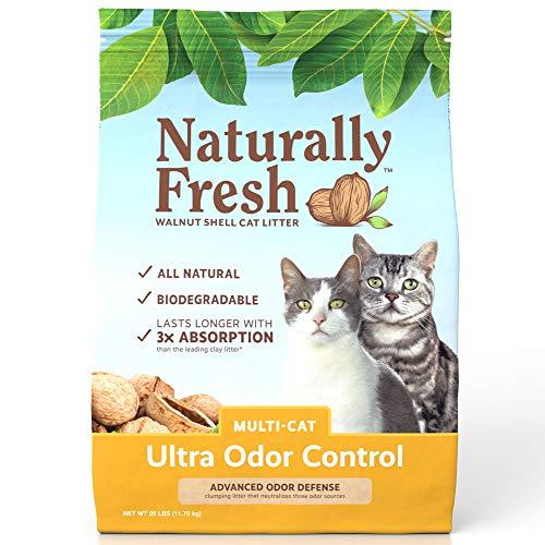 Naturally Fresh Clumping Cat Litter