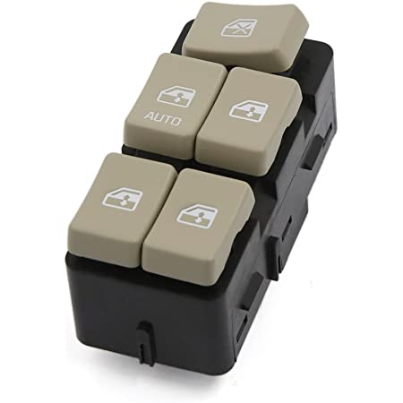 uxcell Electric Power Window Master Control Switch