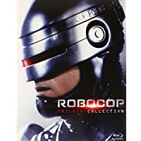 Deals on RoboCop: Trilogy Collection Blu-ray