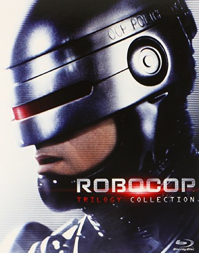 RoboCop: Trilogy Collection [Blu-ray]