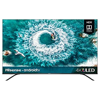 Hisense 50H8F 50-Inch 4K Ultra HD Android Smart ULED TV HDR10  2019
