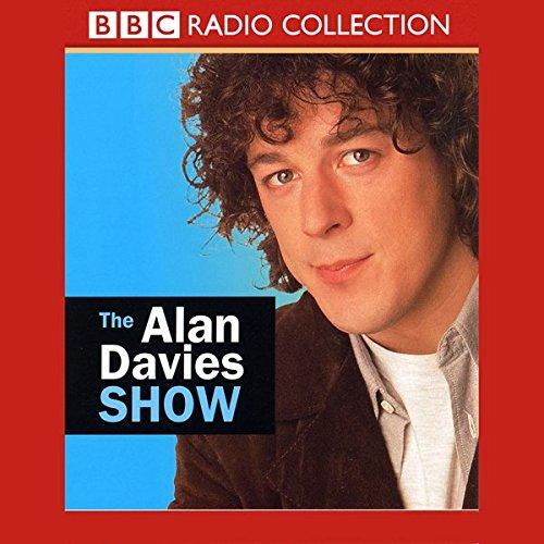 The Alan Davies Show audiobook cover art