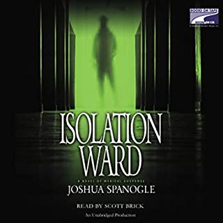 Isolation Ward audiobook cover art