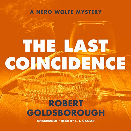 The Last Coincidence Audiobook By Robert Goldsborough cover art
