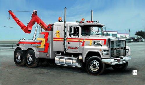 Italeri - I3825 - Maquette - Voiture et Camion - US Wrecker Truck - Echelle 1:24