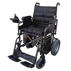 Mobiclinic, modelo Cenit, Silla de ruedas eléctrica, plegable, con