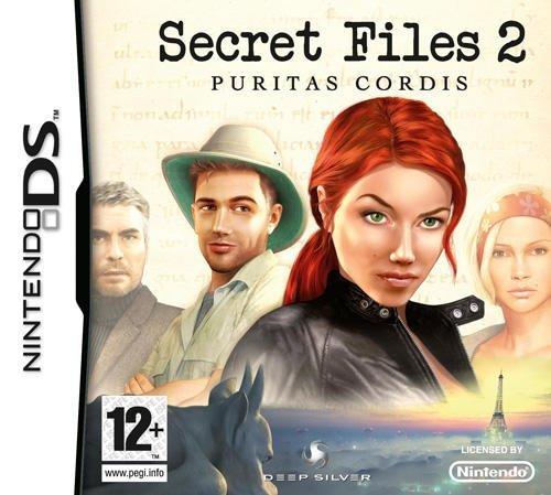 SECRET FILES 2 PURITAS COR.DS