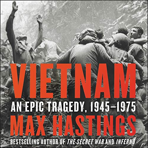 Vietnam Audiobook By Max Hastings cover art