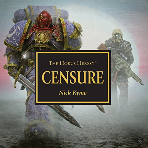Censure audiobook cover art