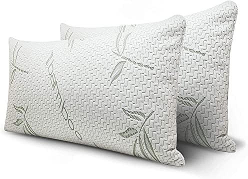 Top 10 Best bamboo pillows for sleeping Reviews